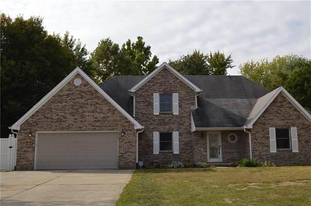 417 W Columbia Street, Jamestown, IN 46147 (MLS #21740251) :: Heard Real Estate Team | eXp Realty, LLC