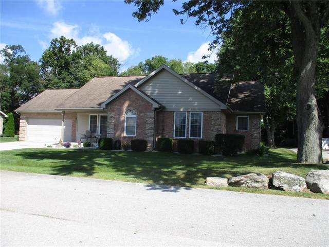 1456 W Deer Cliff Drive, Crawfordsville, IN 47933 (MLS #21740256) :: Mike Price Realty Team - RE/MAX Centerstone