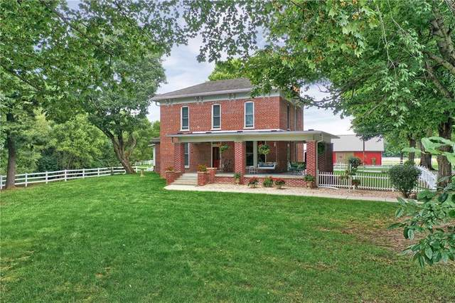 6926 E County Road 825 S, Mooresville, IN 46158 (MLS #21740272) :: The Indy Property Source