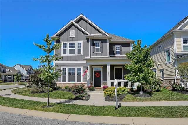 1614 Waterleaf Drive, Westfield, IN 46074 (MLS #21740273) :: Ferris Property Group