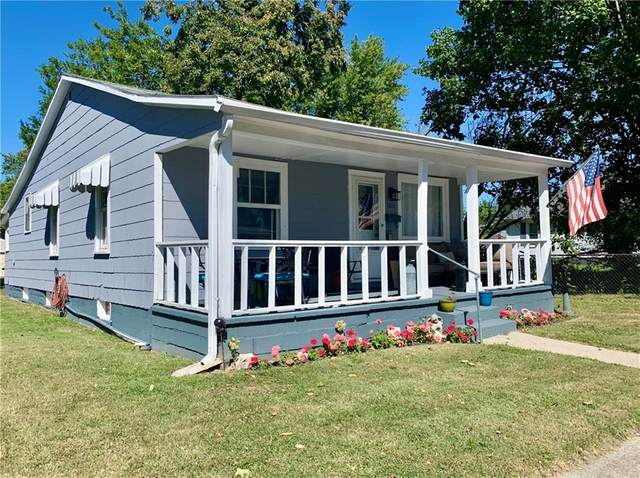 1610 O Avenue, New Castle, IN 47362 (MLS #21740291) :: HergGroup Indianapolis
