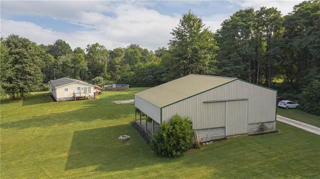 3858 Deercreek Drive, Marysville, IN 47141 (MLS #21740292) :: Anthony Robinson & AMR Real Estate Group LLC