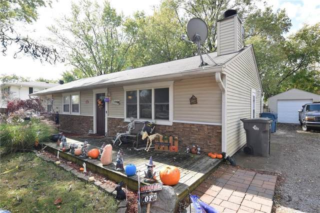 134 Mitchner Avenue, Indianapolis, IN 46219 (MLS #21740293) :: The ORR Home Selling Team