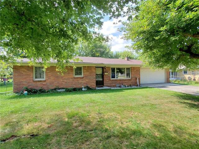3315 E 6th Street, Anderson, IN 46012 (MLS #21740320) :: AR/haus Group Realty
