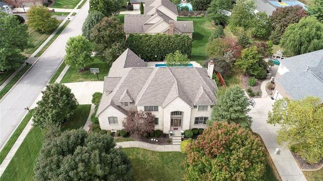5450 Woodfield Way, Carmel, IN 46033 (MLS #21740328) :: Heard Real Estate Team | eXp Realty, LLC