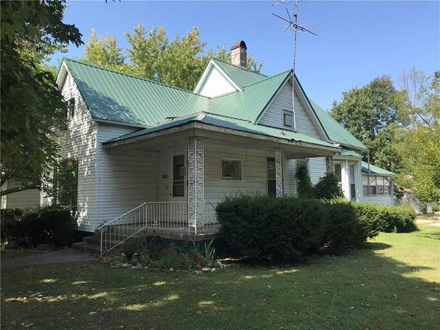 502 W Ohio Street, Rockville, IN 47872 (MLS #21740331) :: Mike Price Realty Team - RE/MAX Centerstone