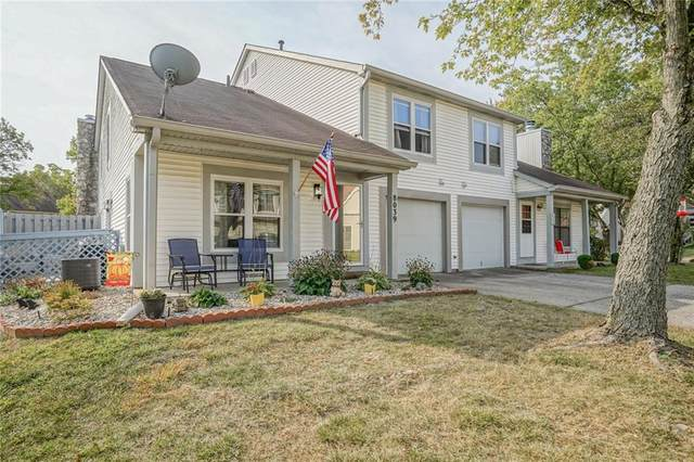 8039 Valley Farms Lane, Indianapolis, IN 46214 (MLS #21740335) :: The Evelo Team