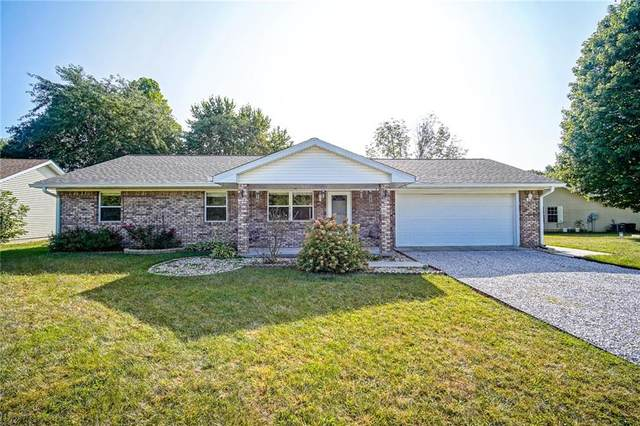 582 Jefferson, Coatesville, IN 46121 (MLS #21740338) :: Mike Price Realty Team - RE/MAX Centerstone