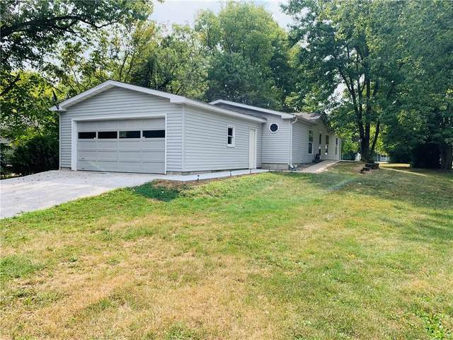 94 Ridgeway Street, Greencastle, IN 46135 (MLS #21740375) :: Richwine Elite Group