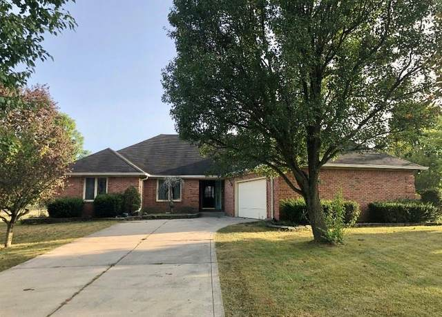 12403 E 21st Street, Indianapolis, IN 46229 (MLS #21740378) :: Mike Price Realty Team - RE/MAX Centerstone