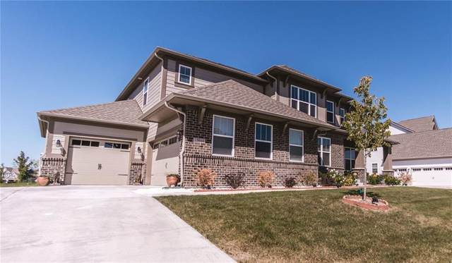 15644 Wellsprings Place, Fishers, IN 46037 (MLS #21740380) :: Richwine Elite Group