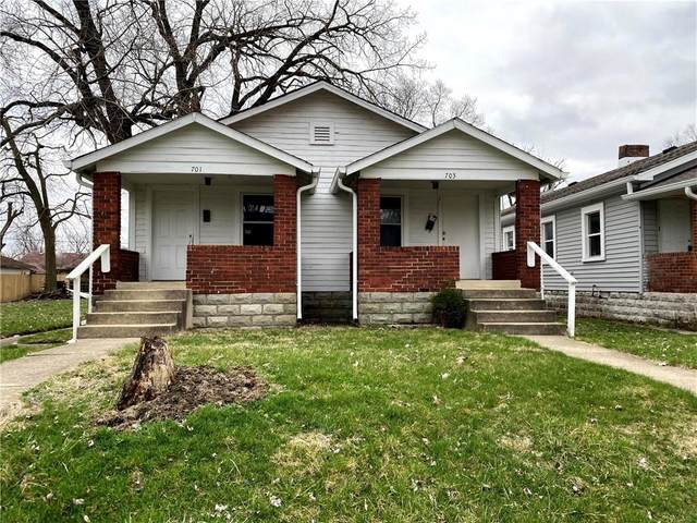701 S Keystone Avenue, Indianapolis, IN 46203 (MLS #21740400) :: Heard Real Estate Team | eXp Realty, LLC