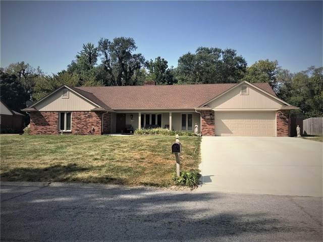6626 Yellowstone Parkway, Indianapolis, IN 46217 (MLS #21740401) :: Richwine Elite Group