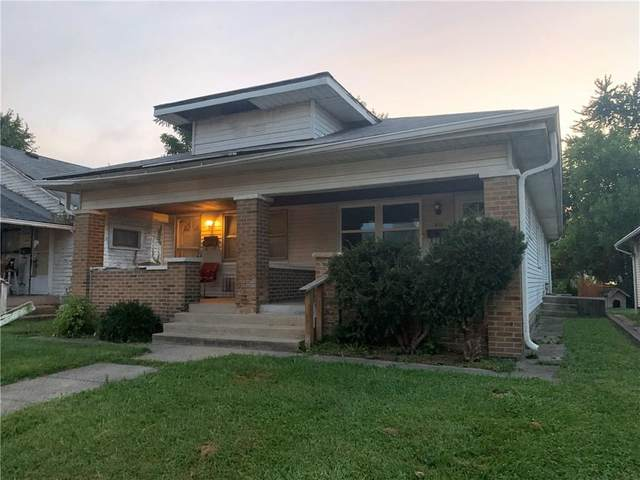 916 N Gladstone Avenue, Indianapolis, IN 46201 (MLS #21740405) :: Mike Price Realty Team - RE/MAX Centerstone