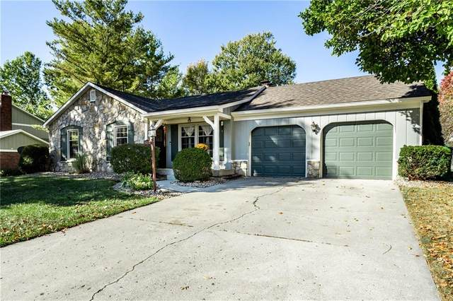 9242 Holyoke Court, Indianapolis, IN 46268 (MLS #21740436) :: Heard Real Estate Team | eXp Realty, LLC