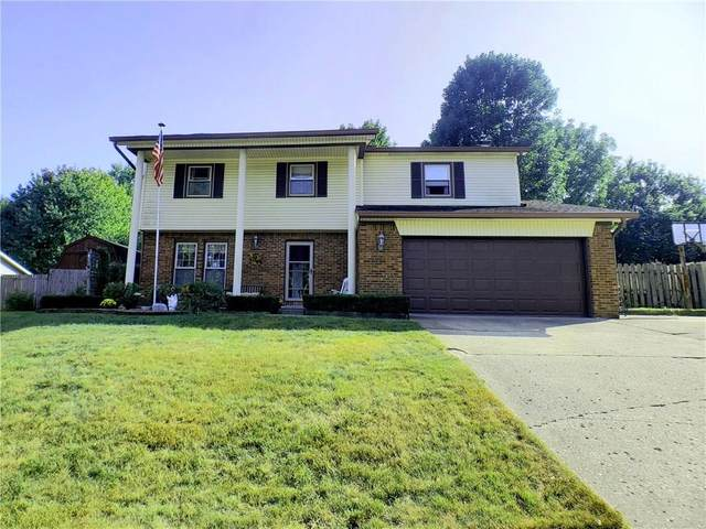 3429 Harmon Drive, Indianapolis, IN 46227 (MLS #21740437) :: Mike Price Realty Team - RE/MAX Centerstone