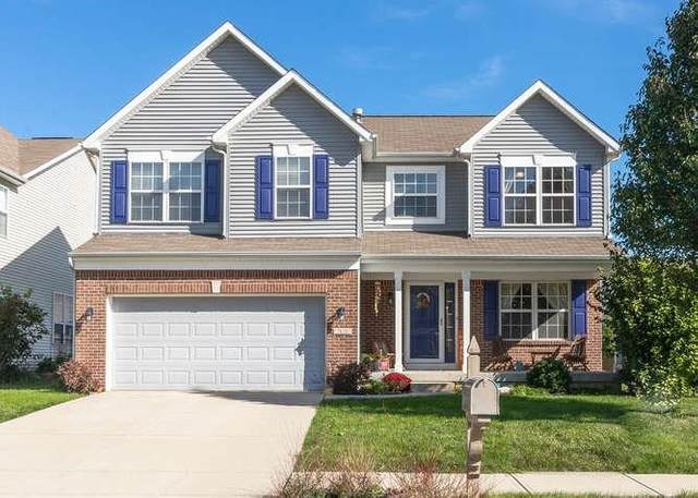 7829 Andaman Drive, Zionsville, IN 46077 (MLS #21740440) :: Heard Real Estate Team | eXp Realty, LLC