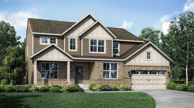 3902 New Battle Lane, Bargersville, IN 46106 (MLS #21740448) :: Mike Price Realty Team - RE/MAX Centerstone