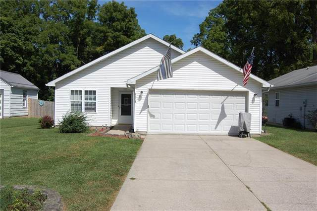 9108 Gasaway Boulevard, Indianapolis, IN 46234 (MLS #21740458) :: Anthony Robinson & AMR Real Estate Group LLC