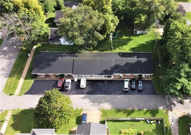 101 - 111 W Washington Street, Thorntown, IN 46071 (MLS #21740461) :: AR/haus Group Realty