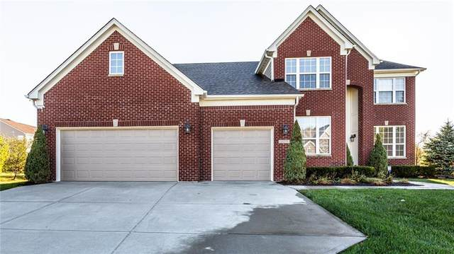 13273 Salamone Way, Carmel, IN 46074 (MLS #21740464) :: Mike Price Realty Team - RE/MAX Centerstone