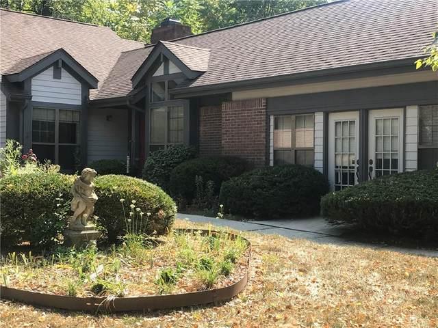 4937 Windridge Drive #8, Indianapolis, IN 46226 (MLS #21740466) :: Heard Real Estate Team | eXp Realty, LLC