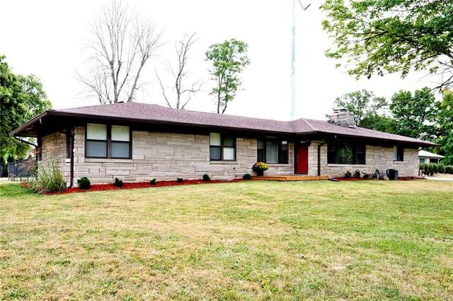 6201 Madison Avenue, Indianapolis, IN 46227 (MLS #21740490) :: Mike Price Realty Team - RE/MAX Centerstone