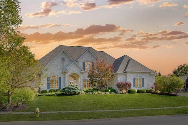 2071 Eagle Trace Drive, Greenwood, IN 46143 (MLS #21740497) :: Heard Real Estate Team | eXp Realty, LLC