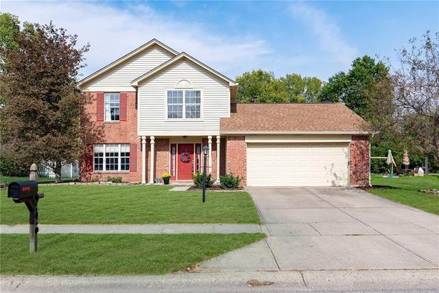 7946 Turkel Drive, Fishers, IN 46038 (MLS #21740498) :: Mike Price Realty Team - RE/MAX Centerstone