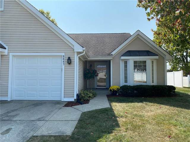 8845 Lahr Court, Indianapolis, IN 46256 (MLS #21740503) :: Mike Price Realty Team - RE/MAX Centerstone