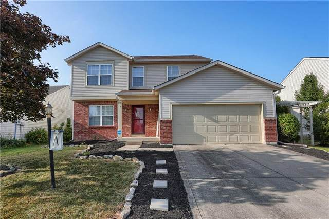 3235 Creekshore Drive, Indianapolis, IN 46268 (MLS #21740507) :: Heard Real Estate Team | eXp Realty, LLC