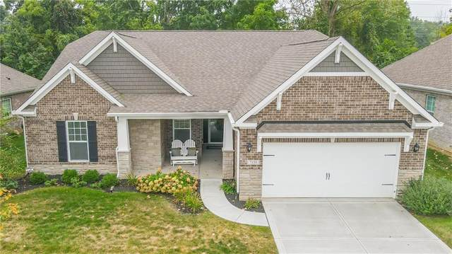7155 W Mayer Drive, Greenfield, IN 46140 (MLS #21740513) :: Mike Price Realty Team - RE/MAX Centerstone