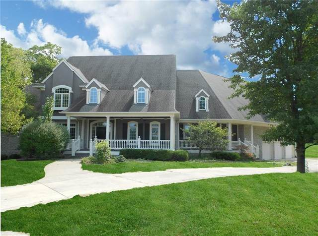 4509 Austin Oaks Court, Zionsville, IN 46077 (MLS #21740525) :: Heard Real Estate Team | eXp Realty, LLC