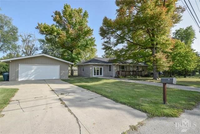 3700 W Godman Avenue, Muncie, IN 47304 (MLS #21740527) :: The ORR Home Selling Team