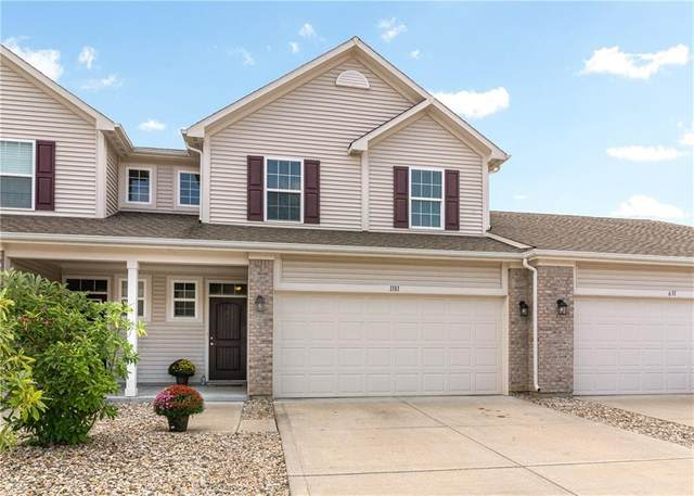 1181 Bent Tree Way, Plainfield, IN 46168 (MLS #21740536) :: The Indy Property Source