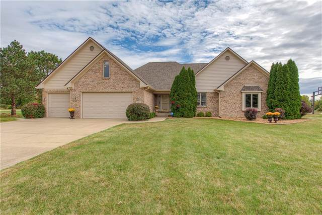 7543 Trailwind Drive, Brownsburg, IN 46112 (MLS #21740559) :: AR/haus Group Realty