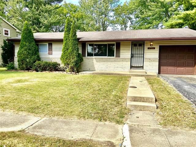 5624 Bertha Street, Indianapolis, IN 46241 (MLS #21740564) :: Heard Real Estate Team | eXp Realty, LLC