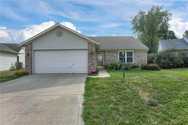 5223 Hodson Place, Indianapolis, IN 46241 (MLS #21740565) :: Mike Price Realty Team - RE/MAX Centerstone