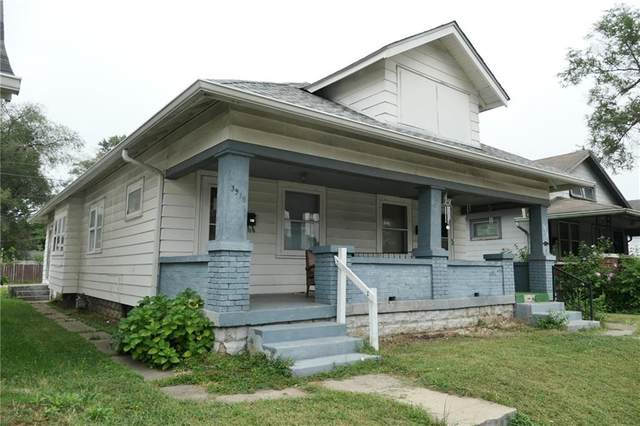 3910 E Michigan Street, Indianapolis, IN 46201 (MLS #21740566) :: Anthony Robinson & AMR Real Estate Group LLC