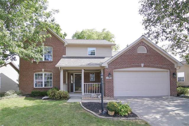 11385 Wilderness Trail, Fishers, IN 46038 (MLS #21740572) :: Mike Price Realty Team - RE/MAX Centerstone