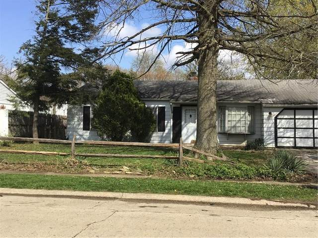 3643 Auburn Road, Indianapolis, IN 46224 (MLS #21740575) :: AR/haus Group Realty