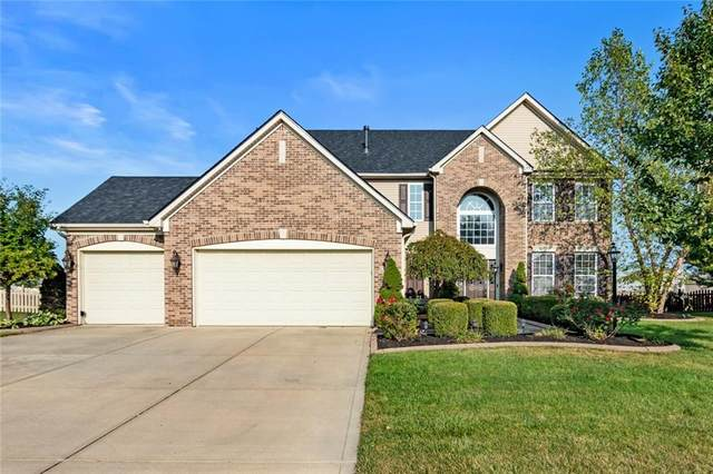 854 Harvest Lake Drive, Brownsburg, IN 46112 (MLS #21740594) :: Anthony Robinson & AMR Real Estate Group LLC