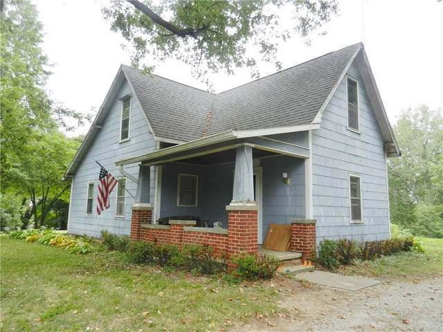 1621 S County Road 250 W, Danville, IN 46122 (MLS #21740595) :: The Indy Property Source