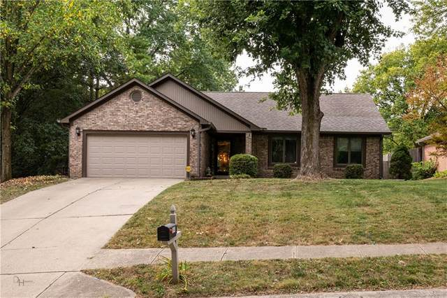 8946 Chessie Drive, Indianapolis, IN 46217 (MLS #21740599) :: Mike Price Realty Team - RE/MAX Centerstone