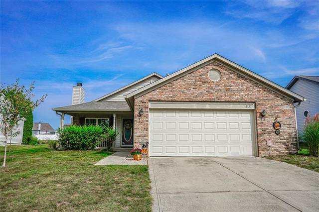 1327 Evergreen Drive, Greenfield, IN 46140 (MLS #21740601) :: Anthony Robinson & AMR Real Estate Group LLC