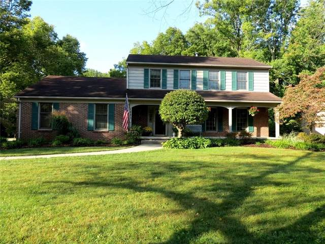 1530 South Drive, Columbus, IN 47203 (MLS #21740604) :: Richwine Elite Group