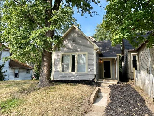 1658 S Talbott Street, Indianapolis, IN 46225 (MLS #21740605) :: AR/haus Group Realty