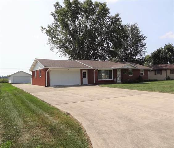 133 South Street, Chesterfield, IN 46017 (MLS #21740610) :: The ORR Home Selling Team