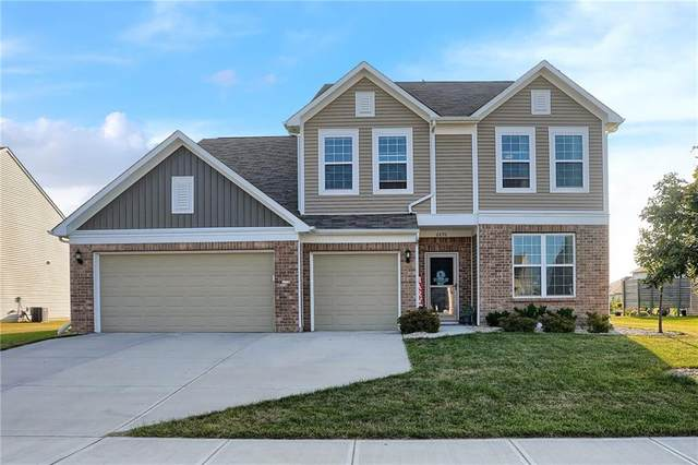 6892 Kara Lane, Brownsburg, IN 46112 (MLS #21740625) :: Mike Price Realty Team - RE/MAX Centerstone