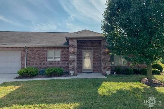 1848 S Patriot Drive #1848, Yorktown, IN 47396 (MLS #21740637) :: The ORR Home Selling Team
